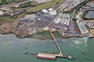Burgess Marine has secured a long-term lease from ABP Southampton for Marchwood Slipways