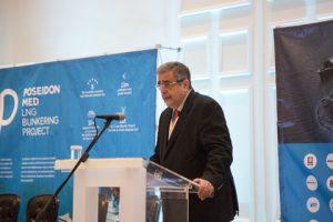 Jose Anselmo, Principal Administrator Motorways of the Sea (MoS)