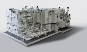 Damen Shipyards has ordered ACO Marine's Maripur NF-50 wastewater management system for HNLMS Mercuur refit