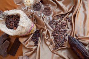 Ecuadorean cacao and chocolate.