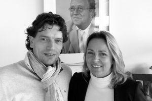 Ed Jansen and Jacqueline Bakker
