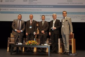 Foreign Ambassadors Panel: 'Climate Change and the Shipping Community'