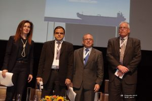 Technical & Operational panel: 'Greening the Maritime Agenda'