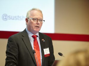 Alastair Fischbacher, CEO, the Sustainable Shipping Initiative.