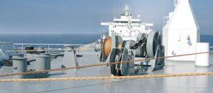 Pusnes deck machinery