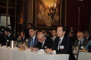 John Paulson and Dimitris Mardas