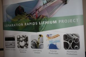 Some of lithium's main uses.