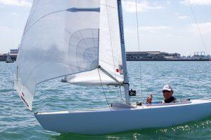 Sailing - Para World Sailing Championships 2015, Royal Yacht Club of Victoria, Williamstown (Aus). 3/12/2015.  Photo: Teri Dodds.