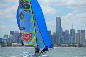 ISAF Sailing World Cup - Melbourne