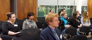 Delegates at the WISTA forum