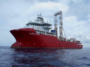 The Fugro Scout