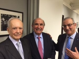 John Ghikas Goumas, Matheos T. Los and Lambros Varnavides