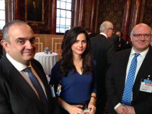 Harry J. Fafalios, Maria Syllignaki and Costas Amarantides