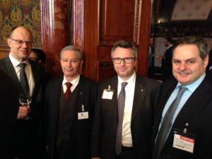 Paris Magriotis, John Dimitracopoulos, Theodossis Stamatelos and Takis N. Pappas