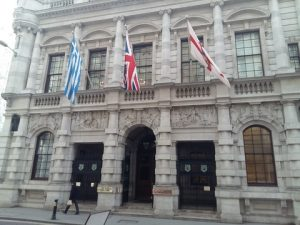 Lloyd's Register's HQ's