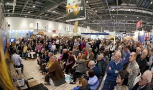 Sir Ben Ainslie on the London Boat Show Theatre 2016