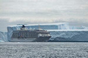 The World - Gourdin, Antarctica