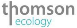 Thomson Ecology logo