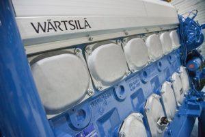 The Wärtsilä 20DF dual-fuel engine reaches milestone of 100 deliveries.