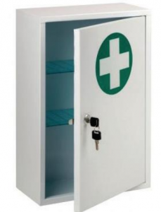First Aid Cabinet **