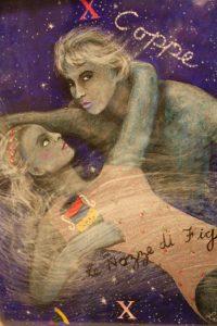 Le Nozze di Figaro. Acrylic. By Linda Sutton.