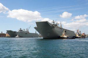 RAN HMAS Adelaide