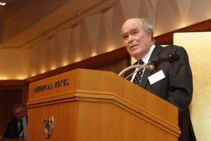 Dr Heinrich Schulte, Chairman of Bernhard Schulte