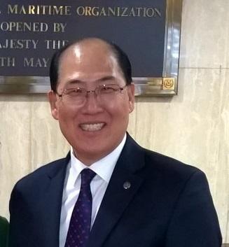 IMO'S Secretary-General Kitack Lim
