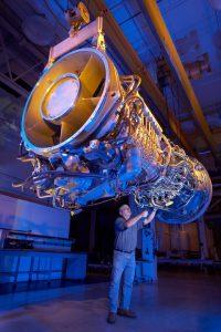 LM2500+G4 gas turbine