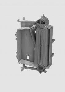 A Harris Pye boiler