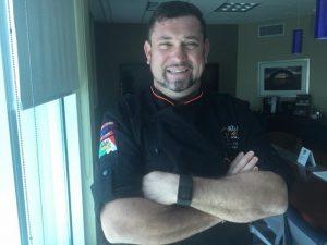 Chef Livio Ferigo, of Bone Fish Bar & Grill, Cafe Amici, and Bella Vista Bar & Grill