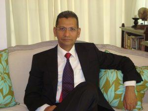 Capt Himanshu Joshi CEO Seven Oceans Consulting.