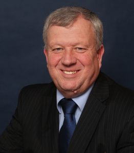 Captain Robert McCabe FNI - President of The Nautical Institute
