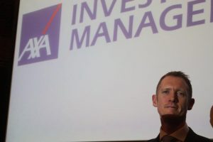David Page of AXA Investment Managers.