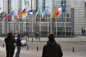 EU Brussels building 22 MARCH 2016 UN