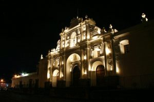 Cathedral of Antigua.