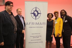 Fotios Katsoulas, Richard Clayton, Temi Binitie, Gemina Dina and IkennaIroche.