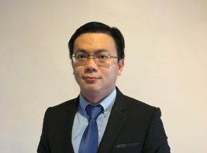 Marcus Yap, Business Development Manager