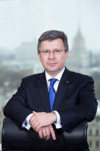 Nikolay Kolesnikov - Executive Vice-President of PAO Sovcomflot, Chief Financial Officer