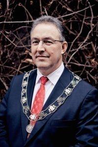 Roterdam's Mayor Aboutaleb
