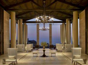 Costa Navarino hotel, Romanos Collection