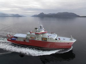 GE is providing Freire Shipyard with a suite of marine solutions including the electric power and propulsion system coupled with SeaStream dynamic position and automation system.