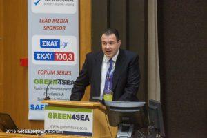 Apostoos Belokas opening the event