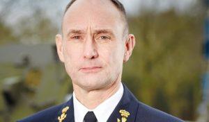 Vice Admiral (E) Arie Jan de Waard, Director, Defence Materiel Organisation, the Netherlands