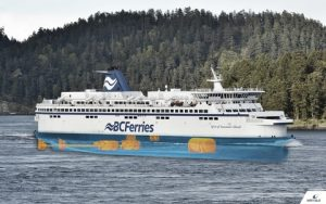 Wärtsilä has been awarded a comprehensive scope of supply to convert the two RoPax ferries for BC Ferries for LNG operation