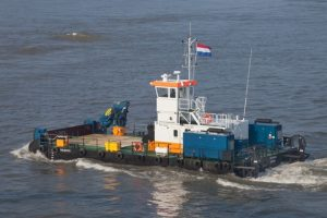 Another view of the DAMEN Modular Multict 2210
