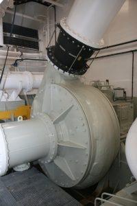Damen in board single walled centrifigal dredge pump type BP8065MD
