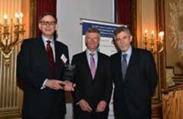 Dr. Martin Stopford, Jeremy Penn and Nicholas Bornozis