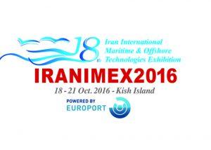 IRANIMEX 16 logo