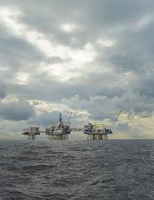 Johan Sverdrup oil field - Picture credit  Statoil ASA